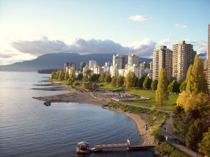 Post Image of English Bay